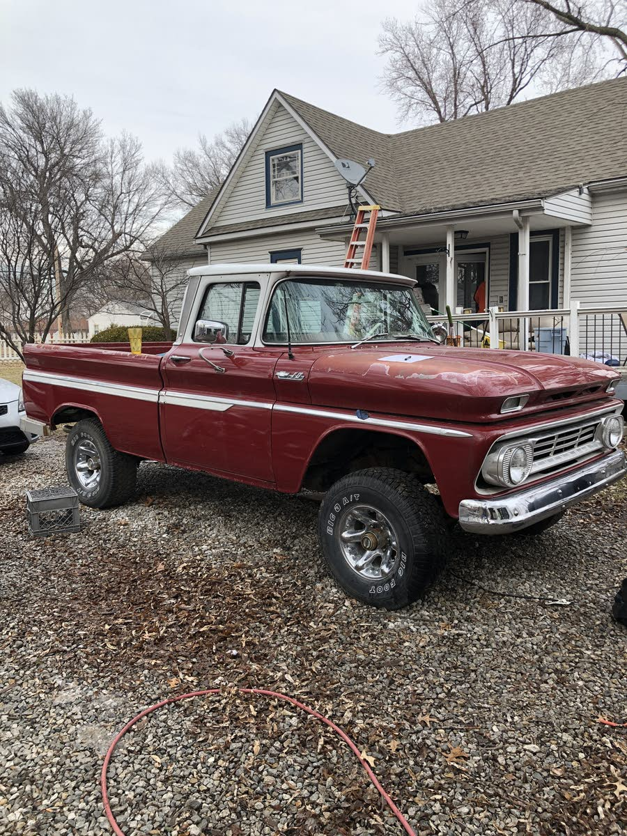 Chevrolet C K 10 Questions Were Any C10 Trks Ever 4x4 Or Did It Have To Be A K10 1970 Cargurus