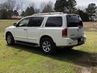 Picture of 2011 Nissan Armada SV, exterior, gallery_worthy