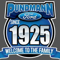 Pundmann Ford logo