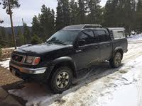 Picture of 2000 Nissan Frontier 4 Dr XE 4WD Crew Cab SB, exterior, gallery_worthy