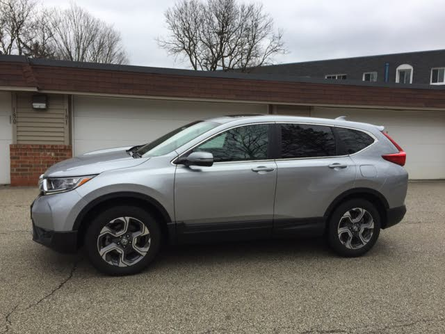Picture of 2018 Honda CR-V EX AWD