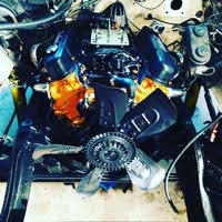 Picture of 1984 Dodge Ramcharger 150 4WD, engine, gallery_worthy