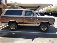 Picture of 1984 Dodge Ramcharger 150 4WD, exterior, gallery_worthy