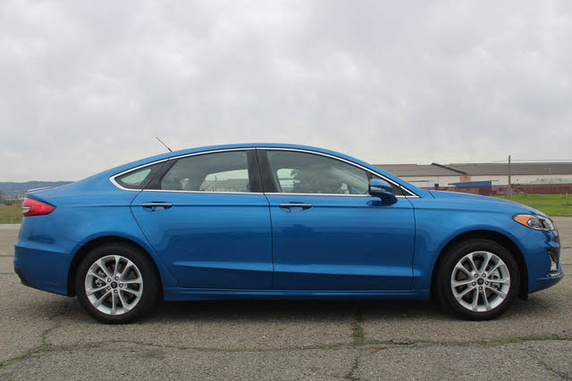 Picture of 2019 Ford Fusion Energi, exterior, gallery_worthy