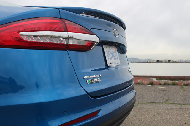 2019 Ford Fusion Energi, More of car. , exterior, gallery_worthy