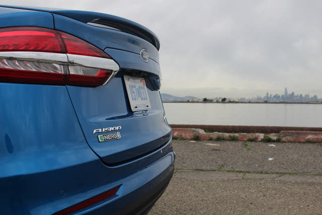 2019 Ford Fusion Energi, Same shot, but with SF in the background if you wanna get fancy. , exterior, gallery_worthy