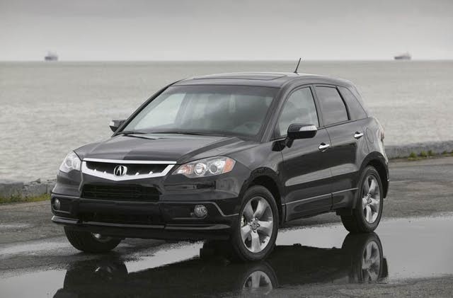 Picture of 2009 Acura RDX SH-AWD with Technology Package, gallery_worthy