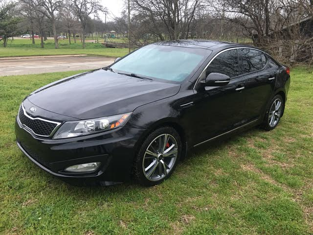 Picture of 2013 Kia Optima SXL Turbo, gallery_worthy