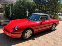 Picture of 1991 Alfa Romeo Spider Veloce RWD, exterior, gallery_worthy