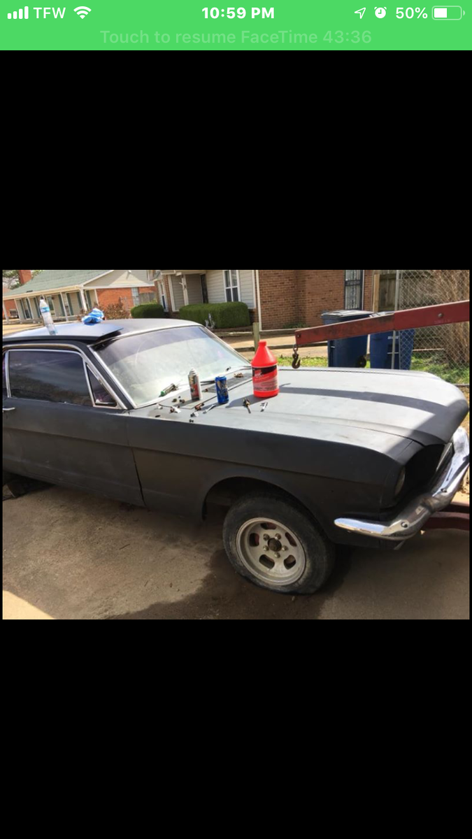 Ford Mustang Questions How Much Would A Restoration On A