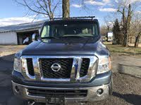Picture of 2014 Nissan NV Passenger 3500 HD SL, exterior, gallery_worthy