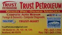 TRUST PETROLEUM INC logo