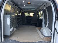 Picture of 2011 GMC Savana Cargo 1500, interior, gallery_worthy