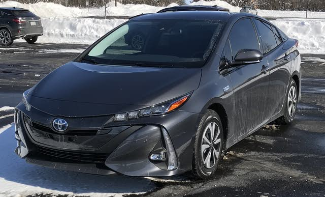Picture of 2019 Toyota Prius Prime Advanced FWD