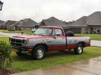 Picture of 1991 Dodge RAM 250 LE LB RWD, exterior, gallery_worthy