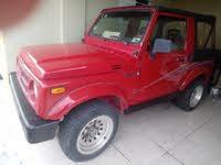 Picture of 1991 Suzuki Samurai JL 4WD, exterior, gallery_worthy