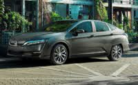 Honda Clarity Electric Overview