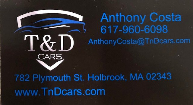Honda Dealers In Ma >> T&D Classic Cars - Holbrook, MA: Read Consumer reviews, Browse Used and New Cars for Sale