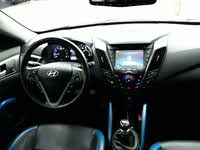Picture of 2014 Hyundai Veloster Turbo R-Spec, interior, gallery_worthy