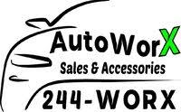 AutoWorx Sales logo