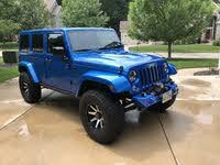 Picture of 2016 Jeep Wrangler Unlimited Rubicon 4WD, gallery_worthy