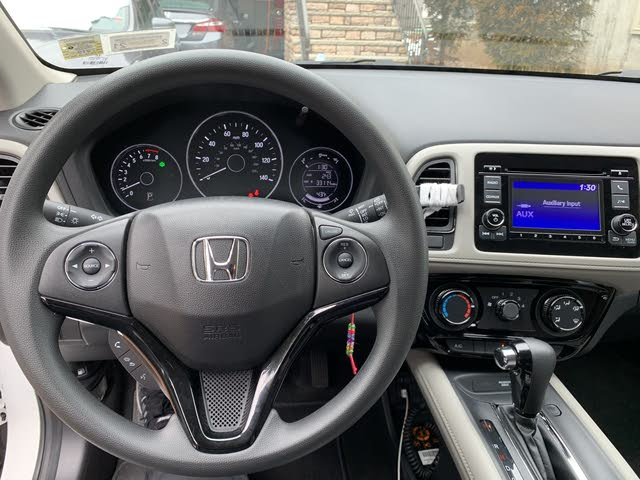 Picture of 2018 Honda HR-V LX AWD, interior, gallery_worthy
