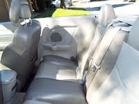 Picture of 2010 Chrysler Sebring Touring Convertible FWD, interior, gallery_worthy
