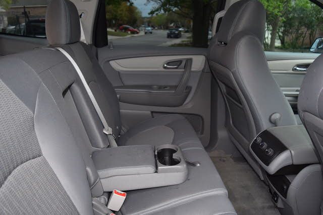 Picture of 2017 Chevrolet Traverse LS FWD, interior, gallery_worthy