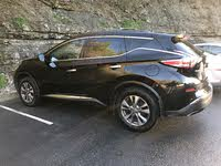 Picture of 2016 Nissan Murano SV AWD, exterior, gallery_worthy