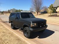Picture of 1995 Ford Bronco XL 4WD, exterior, gallery_worthy