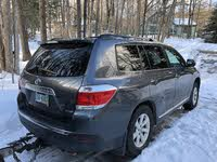 Picture of 2012 Toyota Highlander SE V6, exterior, gallery_worthy