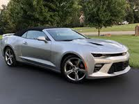 Picture of 2017 Chevrolet Camaro 1SS Convertible RWD, exterior, gallery_worthy