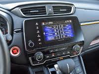 2019 Honda CR-V Touring AWD, 2019 Honda CR-V Touring Main Menu Screen, interior, gallery_worthy
