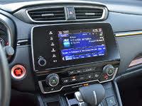 2019 Honda CR-V Touring AWD, 2019 Honda CR-V Touring Radio Screen, interior, gallery_worthy