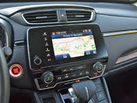 2019 Honda CR-V Touring AWD, 2019 Honda CR-V Touring Navigation Map Screen, interior, gallery_worthy