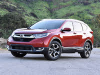 2019 Honda CR-V Touring AWD, 2019 Honda CR-V Touring in Molten Lava, exterior, gallery_worthy
