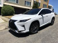 Picture of 2016 Lexus RX Hybrid 450h F Sport AWD, exterior, gallery_worthy