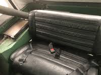 Picture of 1983 Jeep CJ-7 4WD, interior, gallery_worthy