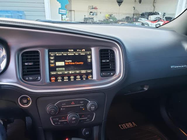 Picture of 2019 Dodge Charger SXT RWD, interior, gallery_worthy