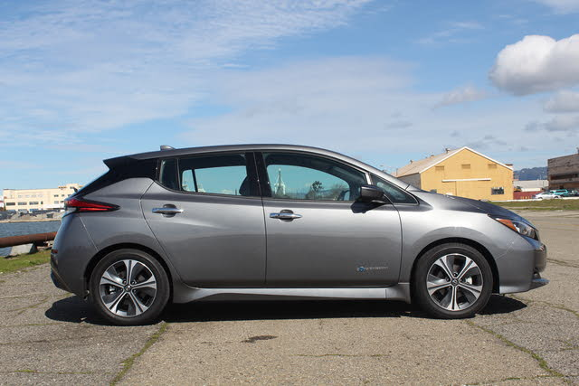 Picture of 2019 Nissan LEAF