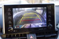 Reversing camera of the 2019 Toyota RAV4., interior, gallery_worthy