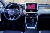 Interior of the 2019 Toyota RAV4., gallery_worthy