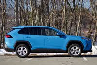 Side profile of the 2019 Toyota RAV4., gallery_worthy