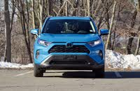 Front profile of the 2019 Toyota RAV4., gallery_worthy