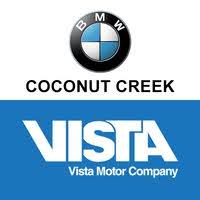 Vista BMW Mini of Coconut Creek logo