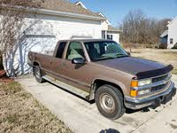 Picture of 1996 Chevrolet C/K 2500 C2500 Silverado Extended Cab LB HD RWD, exterior, gallery_worthy