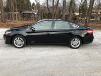 2013 Toyota Avalon Hybrid Picture Gallery