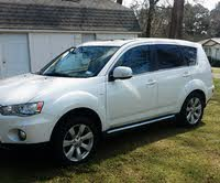 Picture of 2012 Mitsubishi Outlander GT, exterior, gallery_worthy