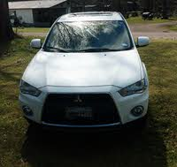2012 Mitsubishi Outlander Overview
