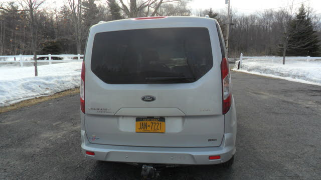 Picture of 2018 Ford Transit Connect Wagon XLT LWB FWD with Rear Liftgate